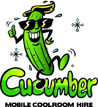 Cool Cucumber Character