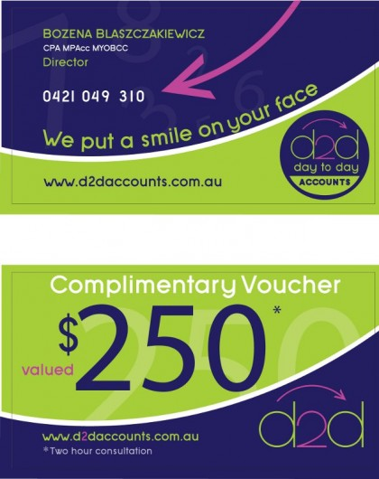 Day 2Day Accounts Voucher