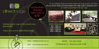 Direct Rugs Advertisement Final