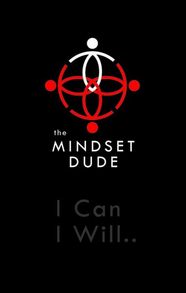 Mindset Dude Business Card Front