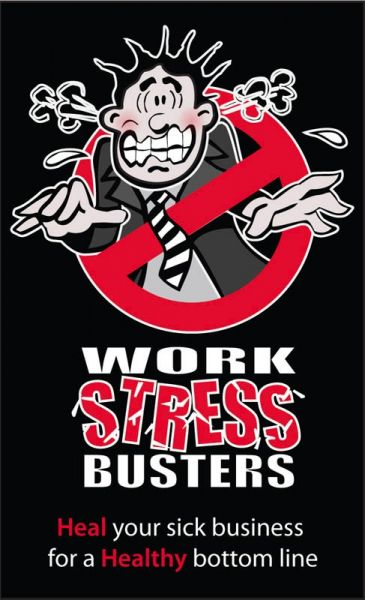 Stress Busters Front BCard